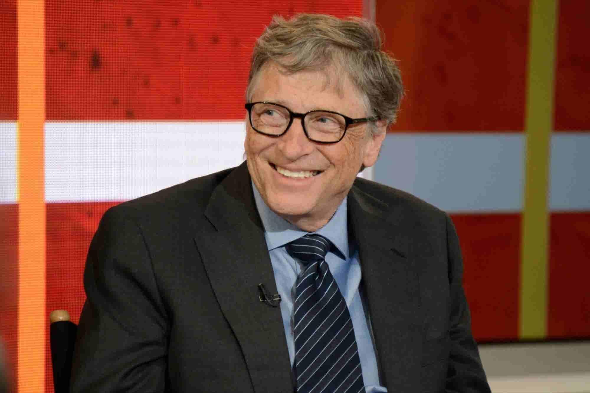 Bill Gates's 5 Favorite Books of 2016