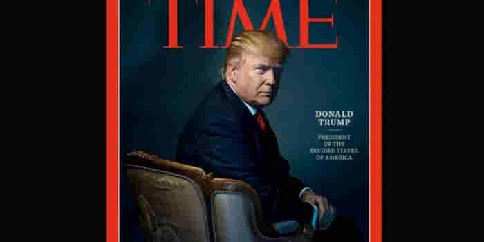 Donald Trump es la Persona del Año, según Time