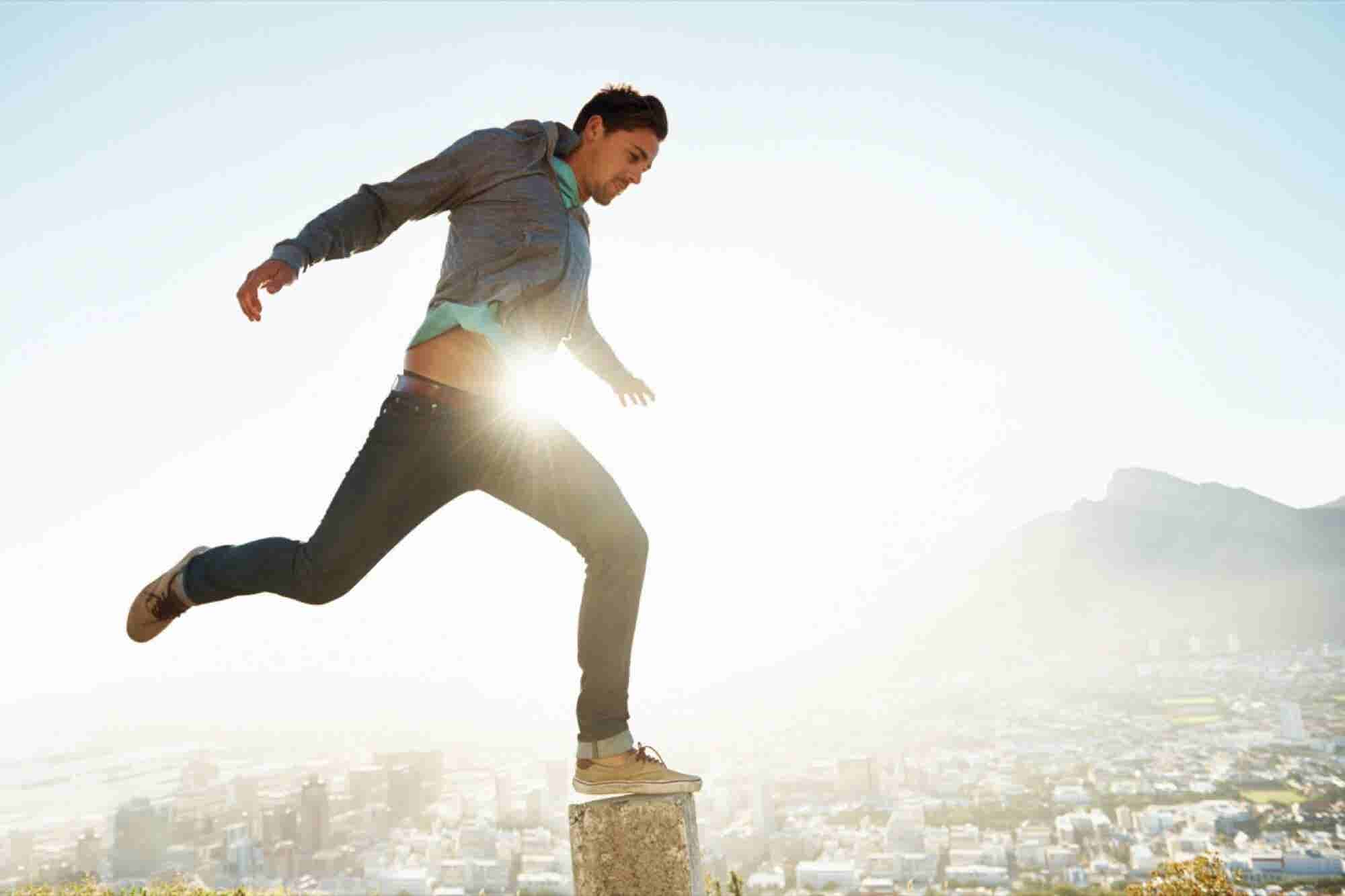 Why Experience Makes You Fearless