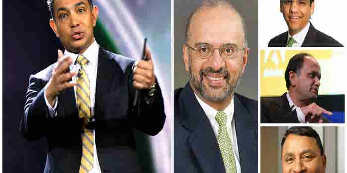 Do You Know These 7 Indian CEOs Leading Global MNCs