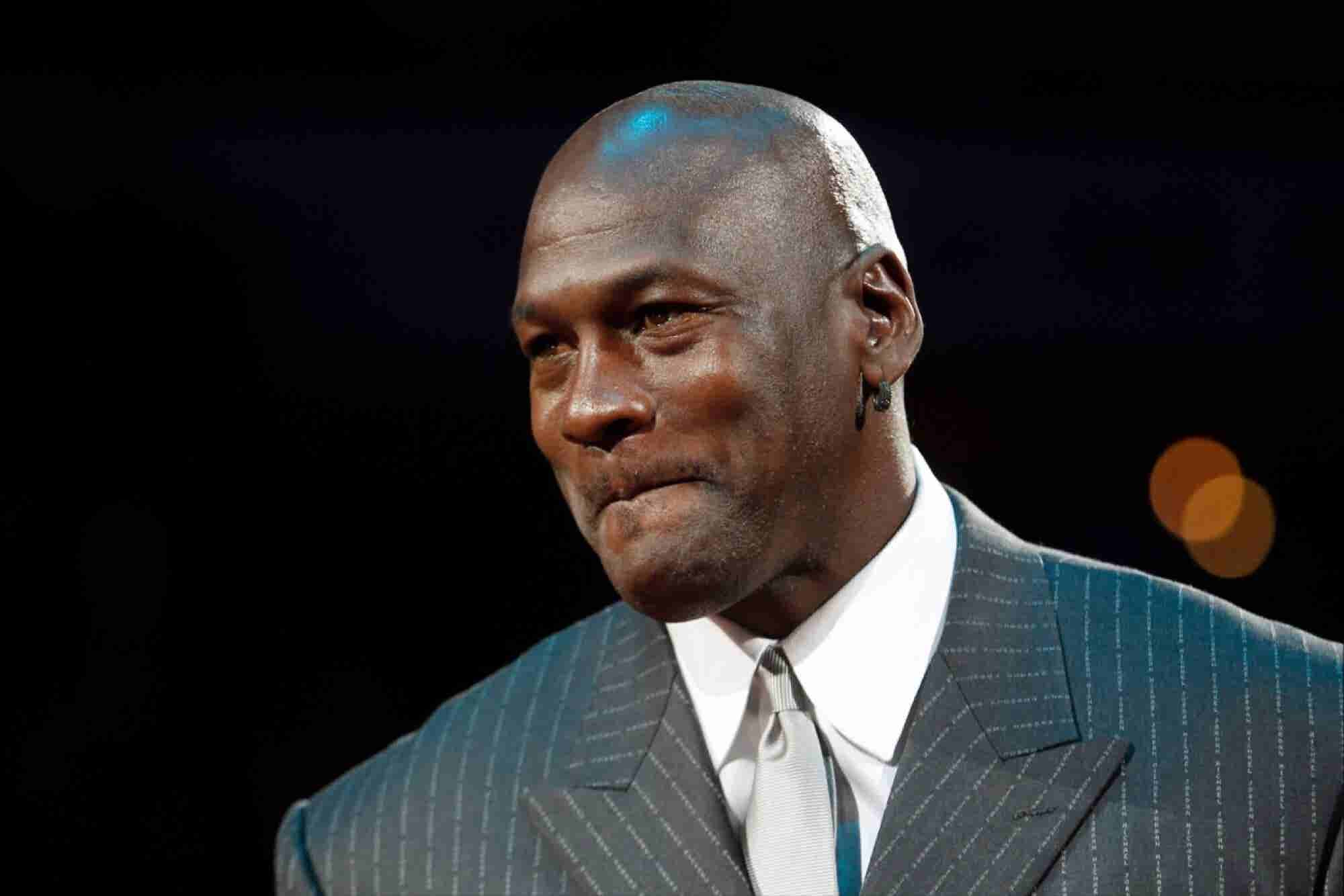 China's Top Court Rules in Michael Jordan's Favor in Trademark Case