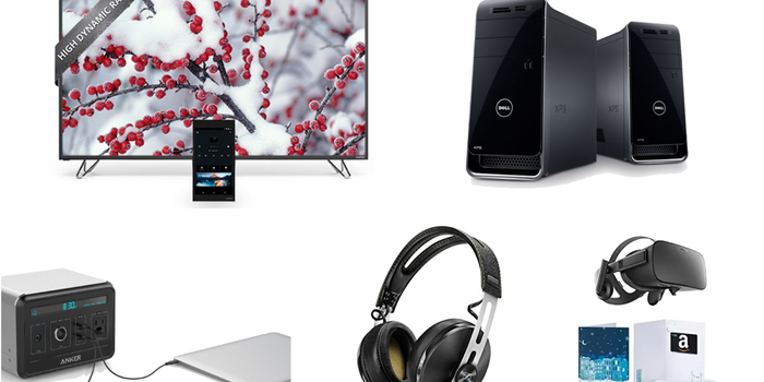 Great Tech Deals Ahead of the Holidays