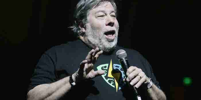 Steve Wozniak Offers 4 Pieces of Advice for First-Time Entrepreneurs