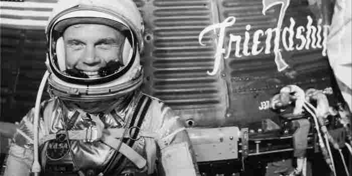 8 Inspirational Quotes From Space Pioneer John Glenn