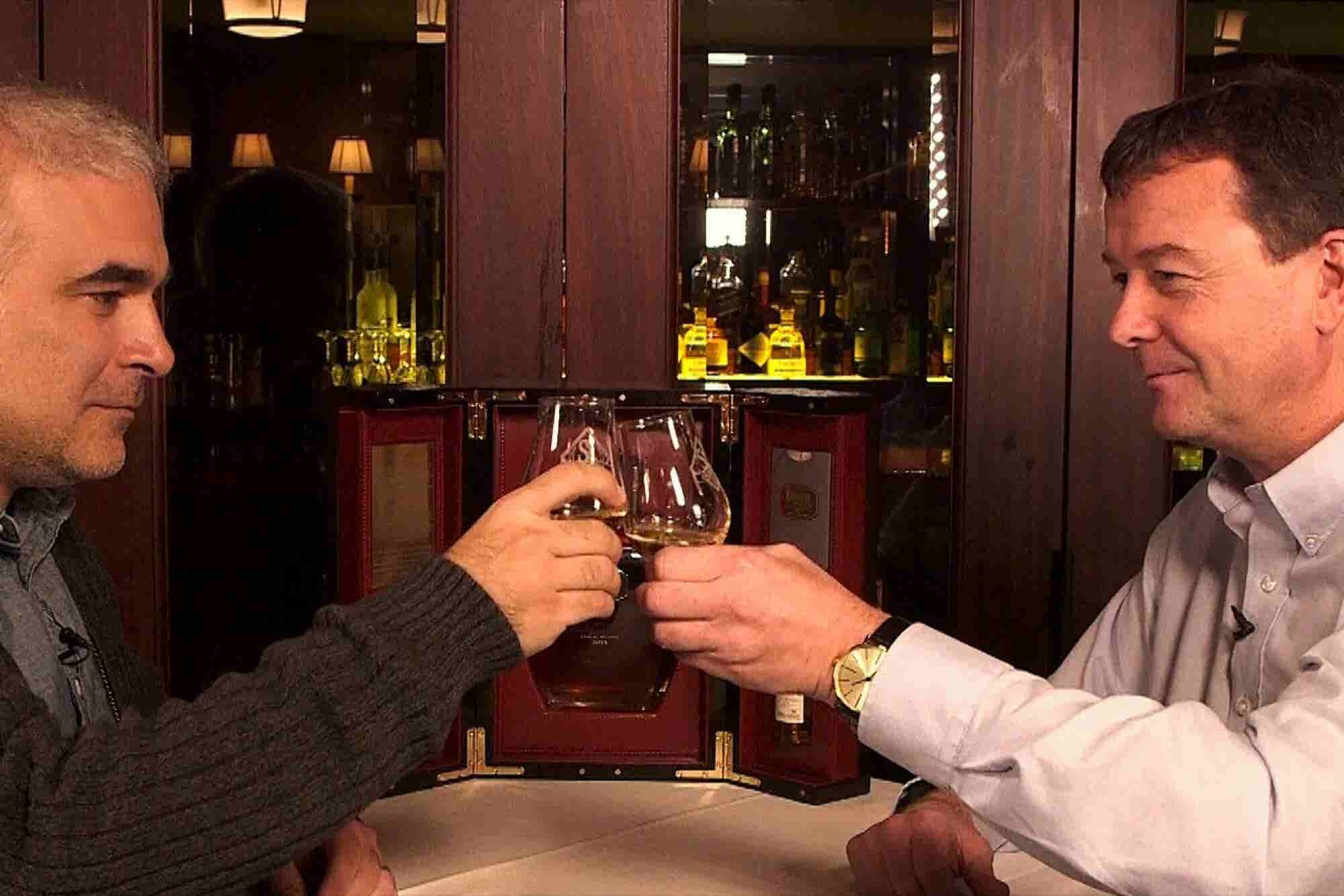 Here's What Happens When You Open a $3,000 Bottle of Scotch