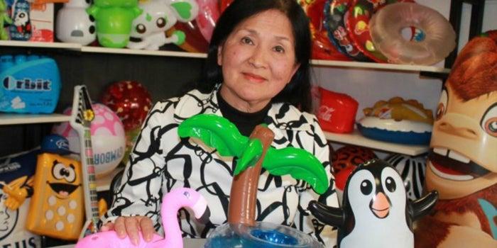 Ella salvó a la industria del juguete mexicano