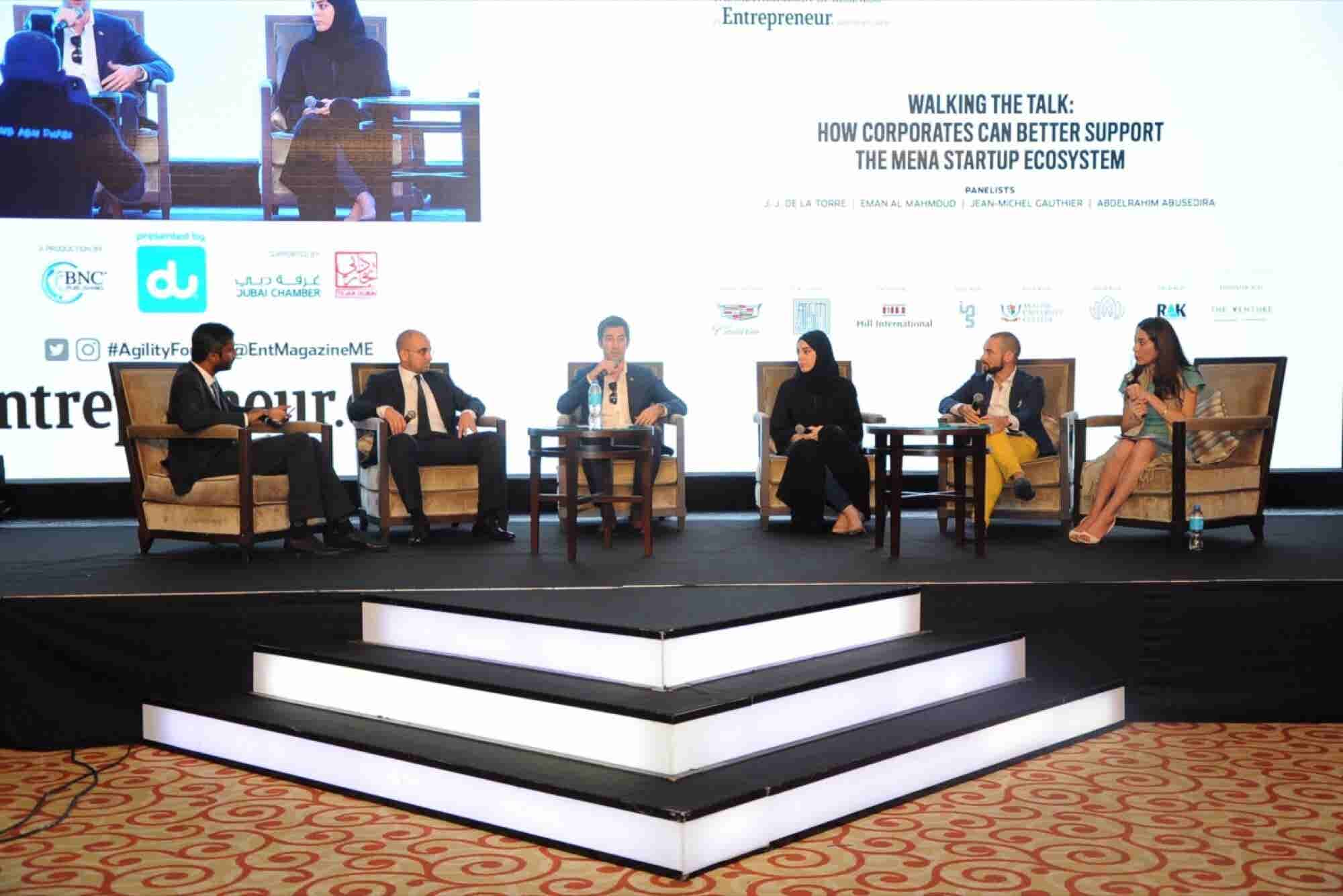 Eight Points Of Reference To Help Grow The MENA Startup Ecosystem