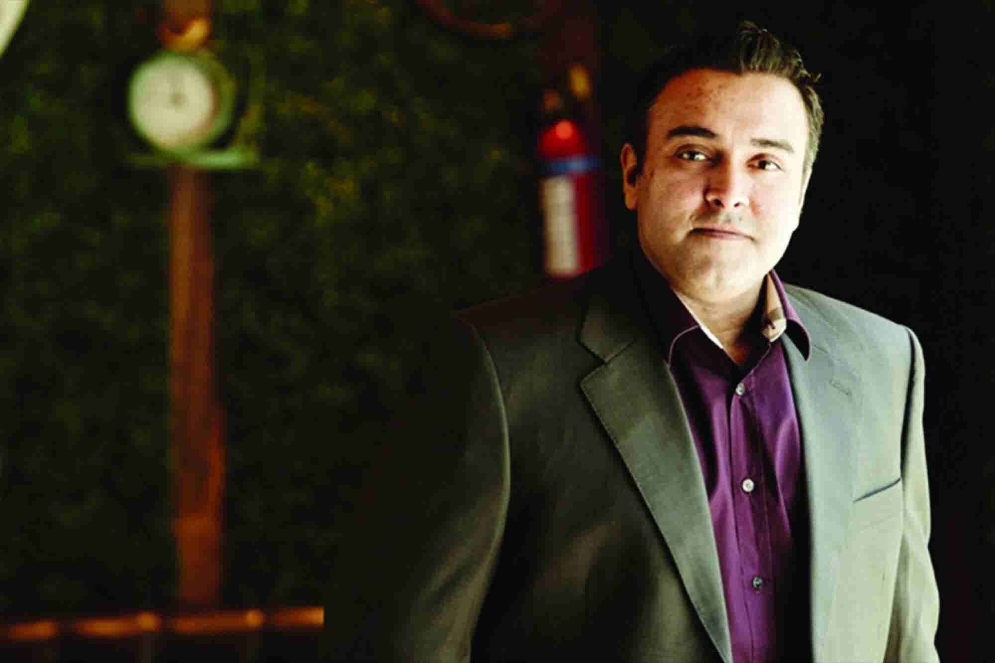 This Son of the Czar of Indian Cuisine Talks of His First-of-its-kind...