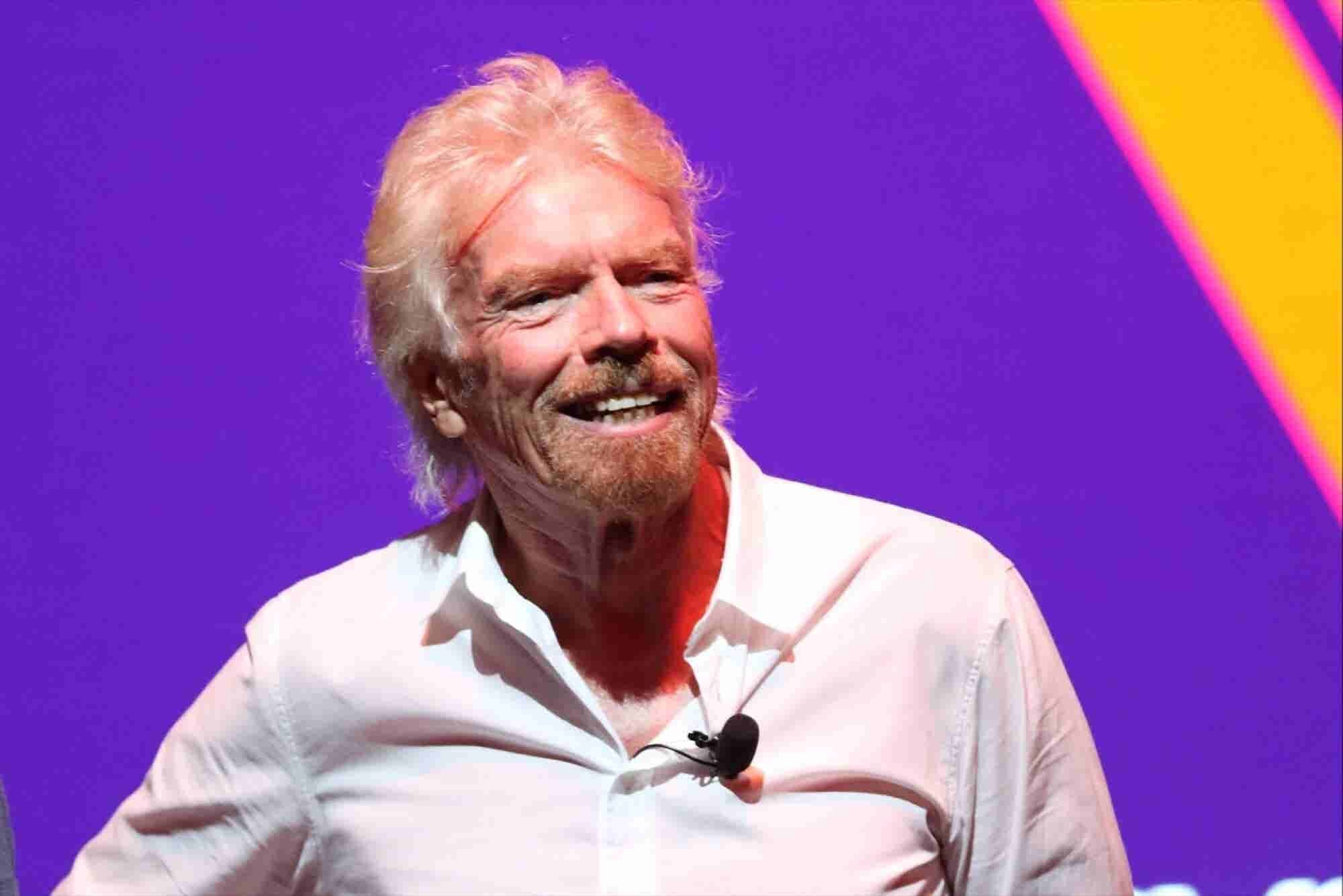 Richard Branson: How to Spot an Opportunity