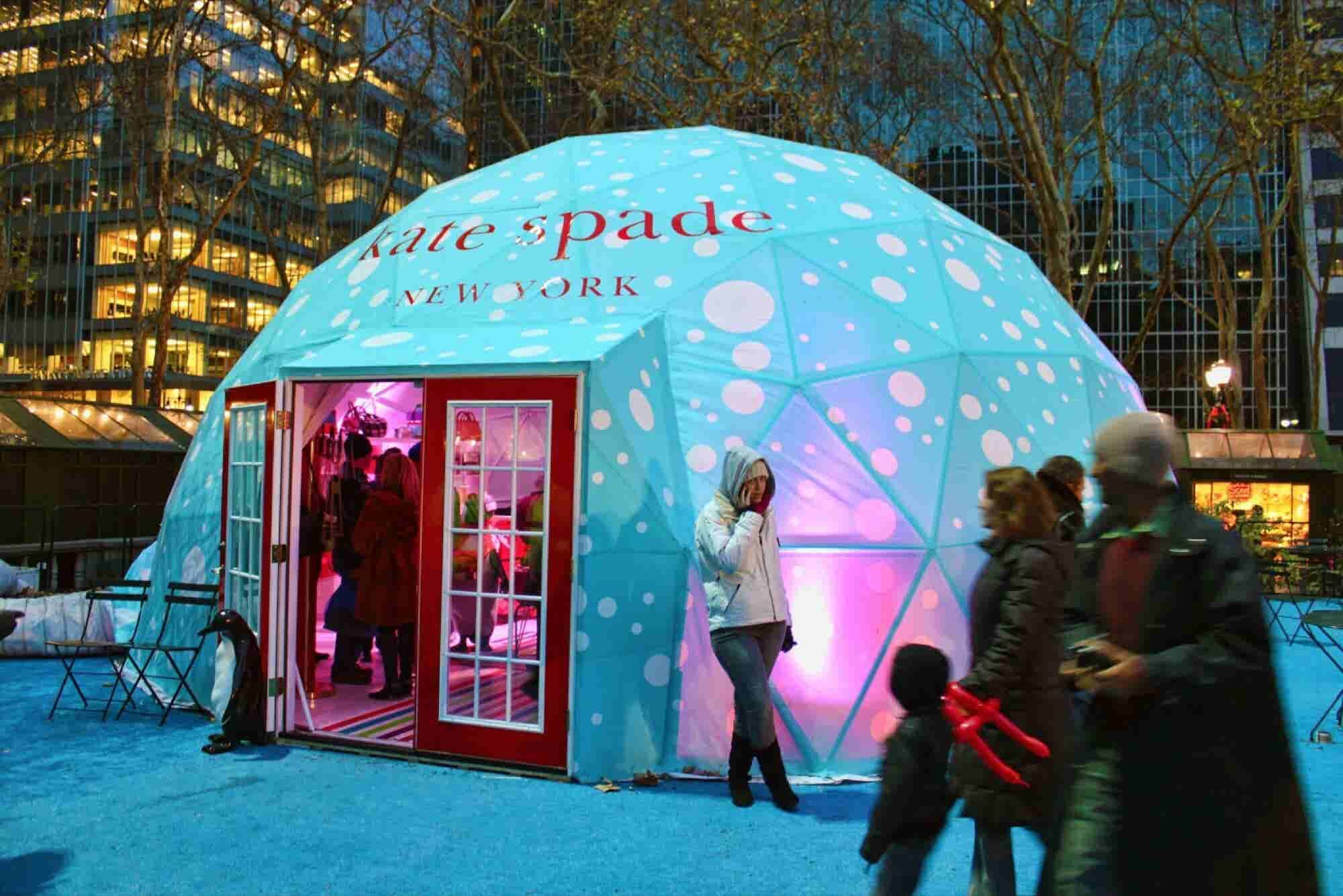 Companies Turn to Pop-Up Events and Stores to Increase Brand Awareness
