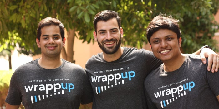 Put That Pen Down: Startup Wrappup Wants To Make Meetings More Efficient