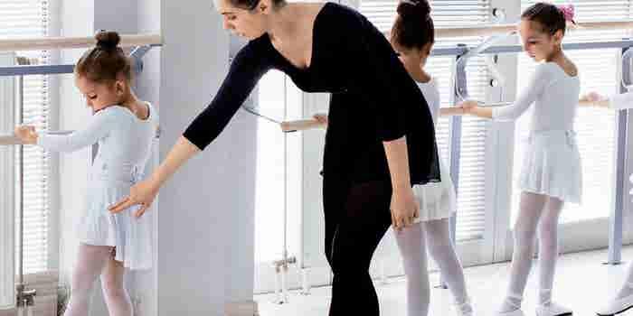 Cómo poner una escuela de baile para niños