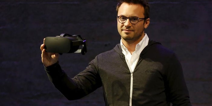 Head of Facebook's Oculus Steps Down to Lead New PC VR Unit