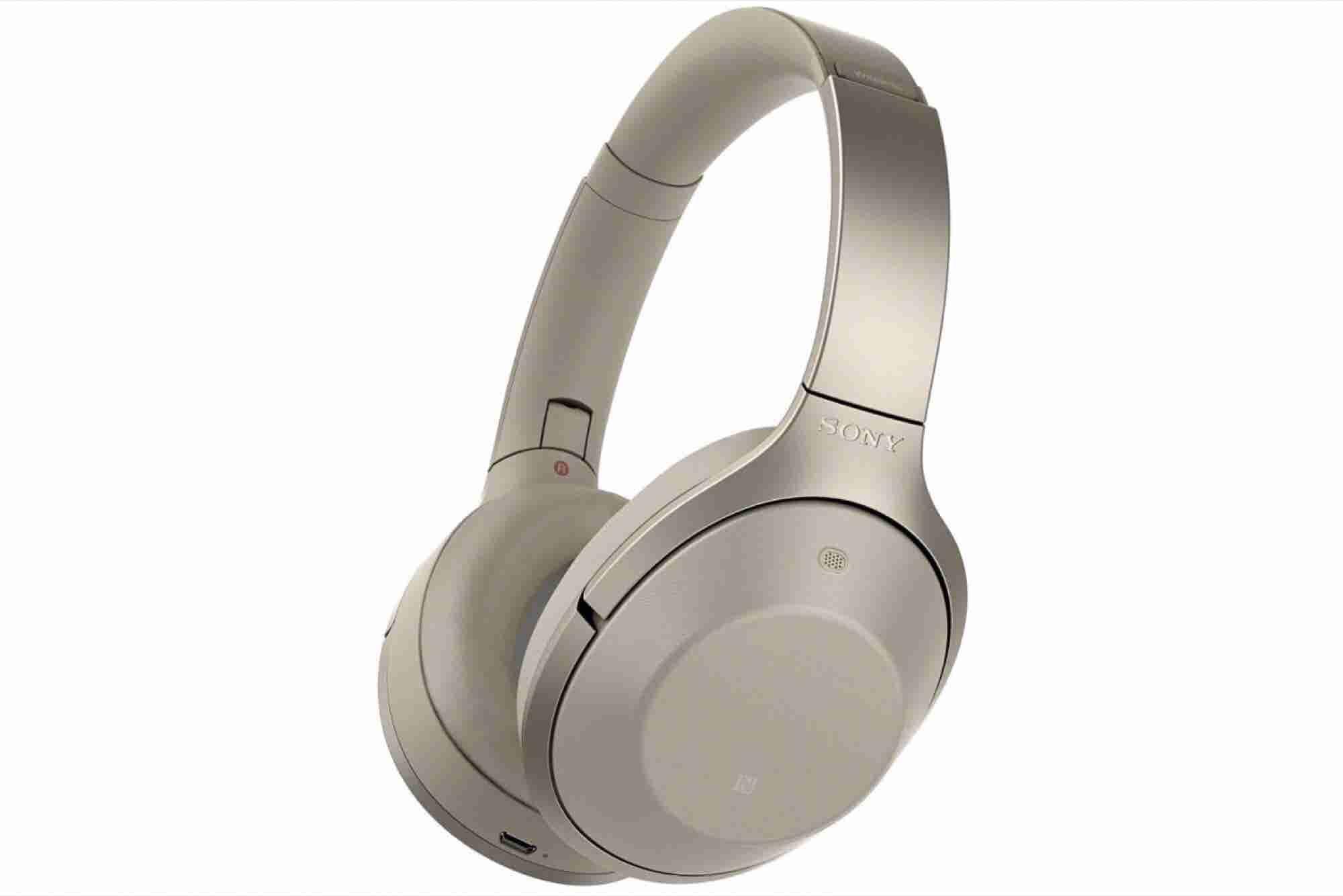 Sony Extends Its Range Of Wireless Noise-Canceling Headphones