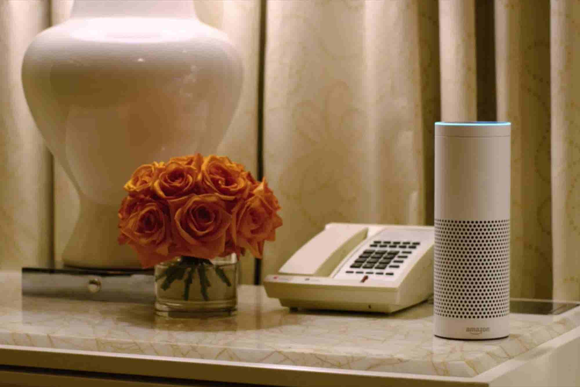 Wynn Las Vegas Adding Amazon Echo to All Rooms