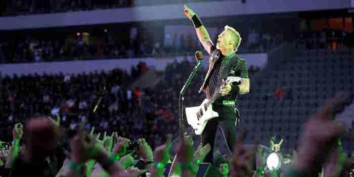 El emprendedor que logró un concierto de Metallica en la Antártida