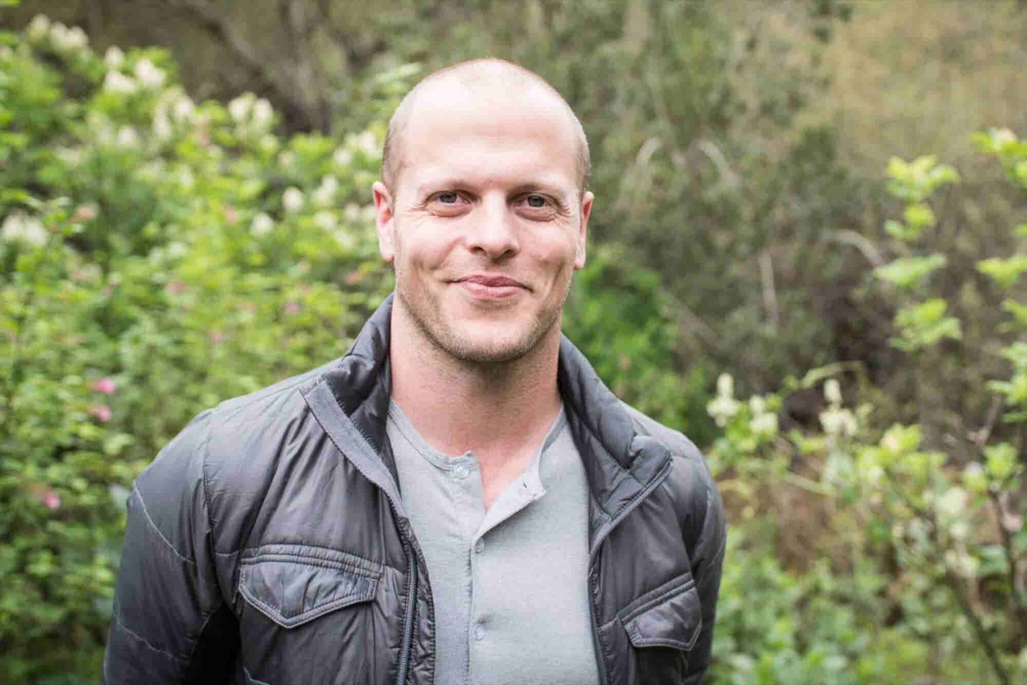 Why Tim Ferriss Wants to Be the Dumbest Guy in the Room