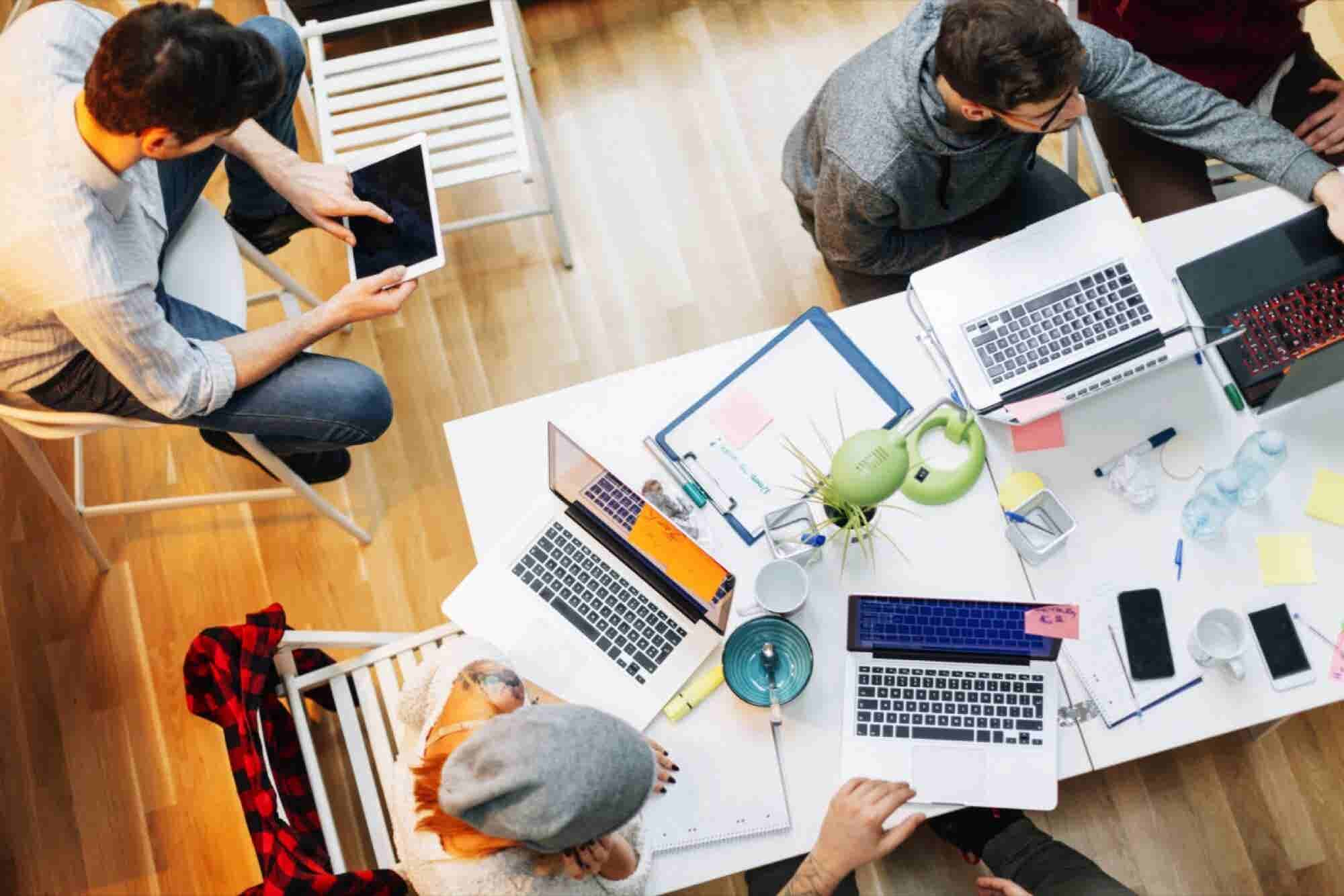 How Tech and Data are Transforming Small Businesses (Infographic)