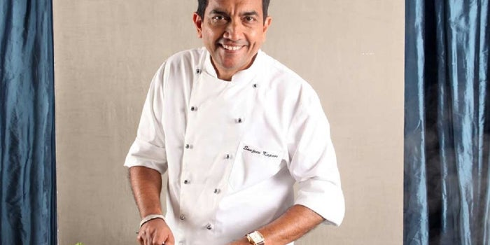 Heres how sanjeev kapoor garnishes culinary skills with heres how sanjeev kapoor garnishes culinary skills with entrepreneurship forumfinder Images