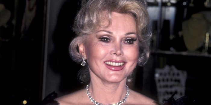 Quotes On Living Gorgeously From Zsa Zsa Gabor Unique Zsa Zsa Gabor Quotes