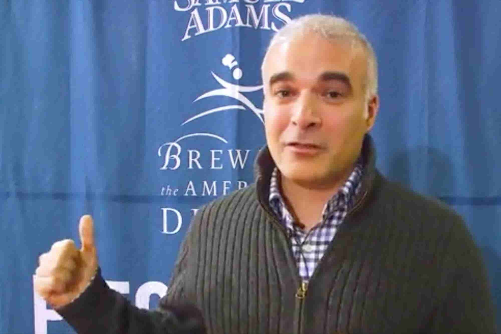 I Was a Judge for Samuel Adams's Food and Beer Contest