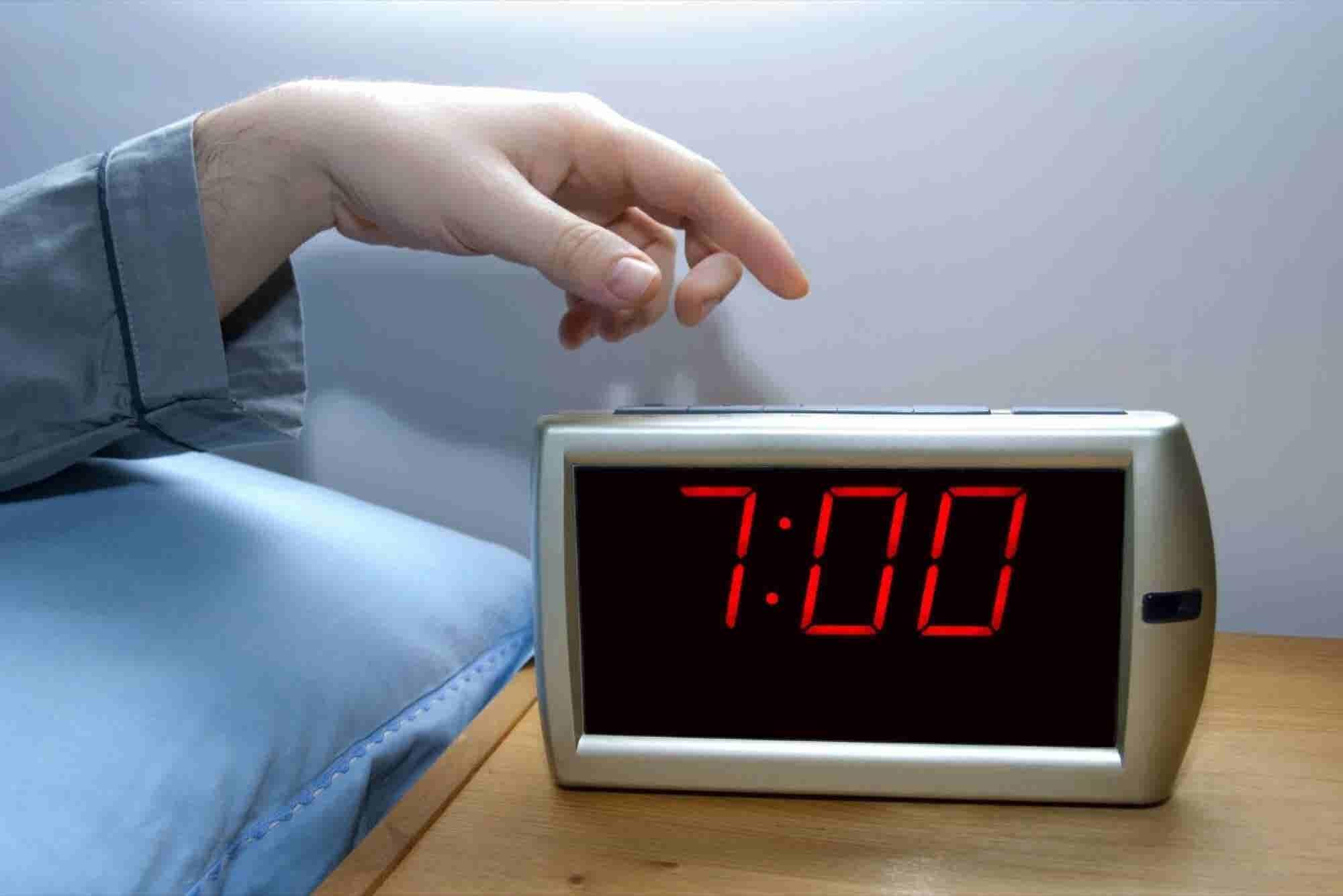 3 preguntas que debes hacer antes de levantarte