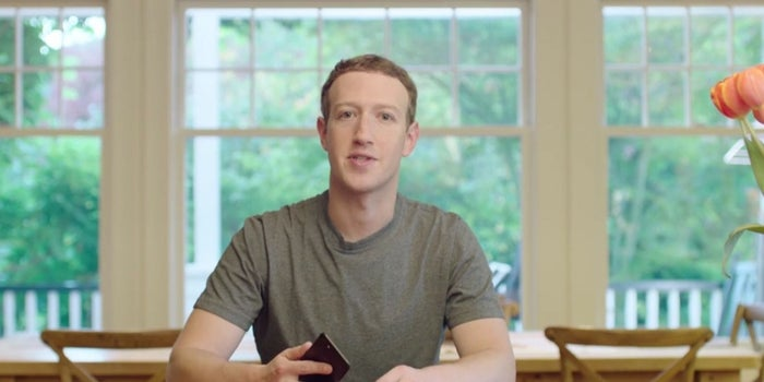 Mark Zuckerberg Is So Rich He Got Morgan Freeman to Voice His Virtual Home Assistant