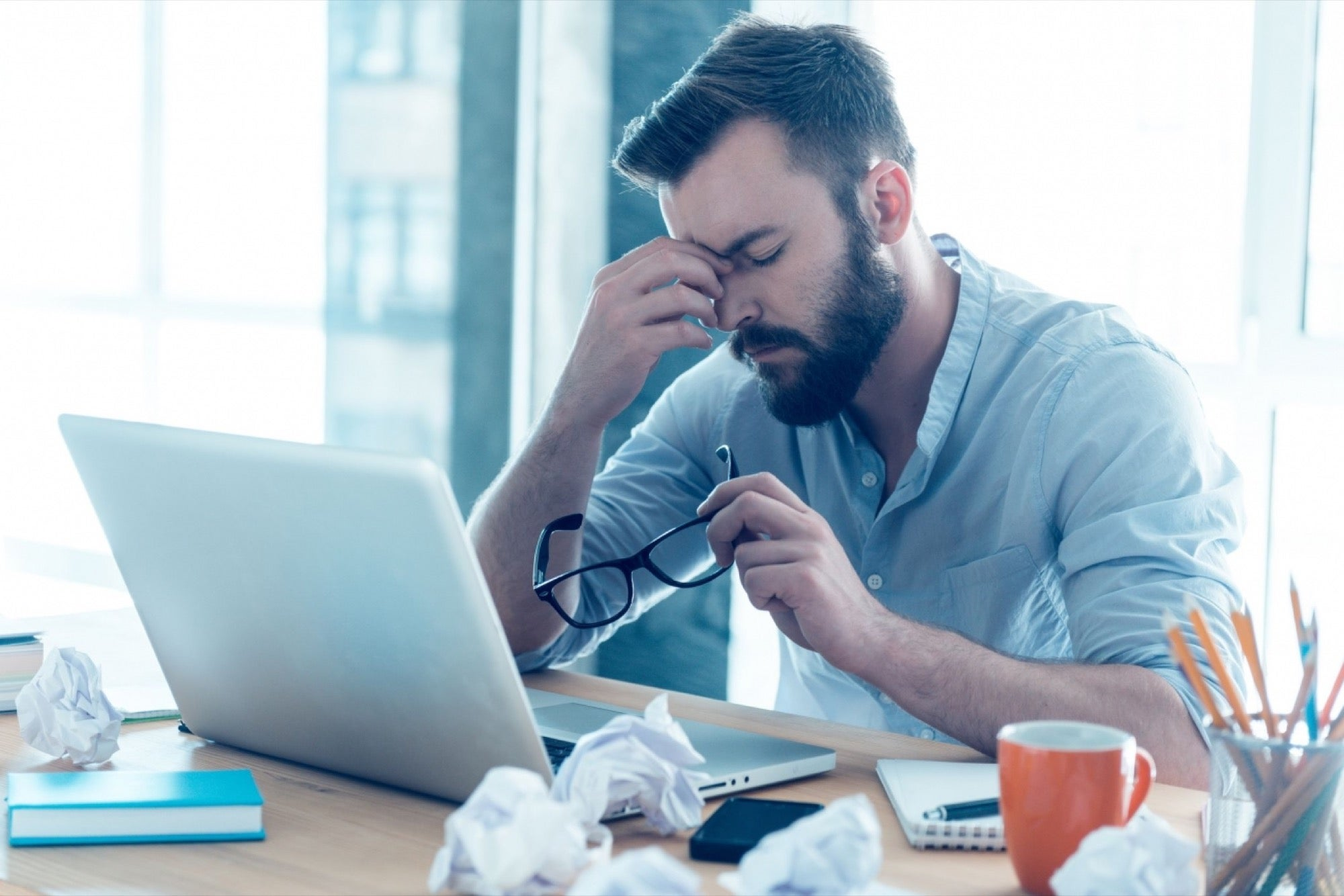 The High Cost of Job Stress