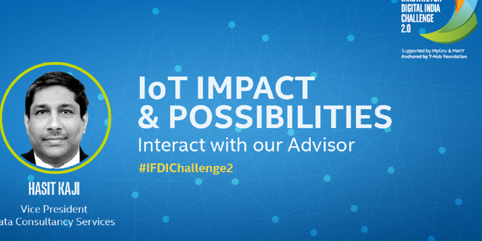 Join Intel India's Live Cast to Grasp the Market Opportunity IoT Brings to India