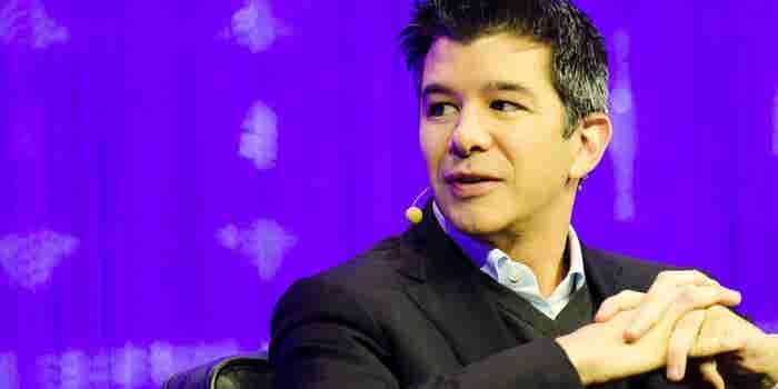 Uber's Travis Kalanick Once Said You Need Bizmance Not Bromance to Run A Partnership