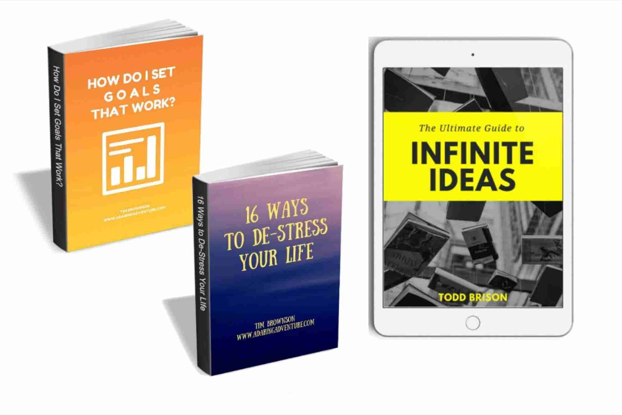 10 Free eBooks to Jump Start Your 2017