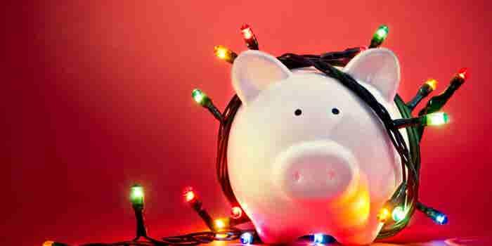 Cómo no descuidar tus finanzas esta Navidad