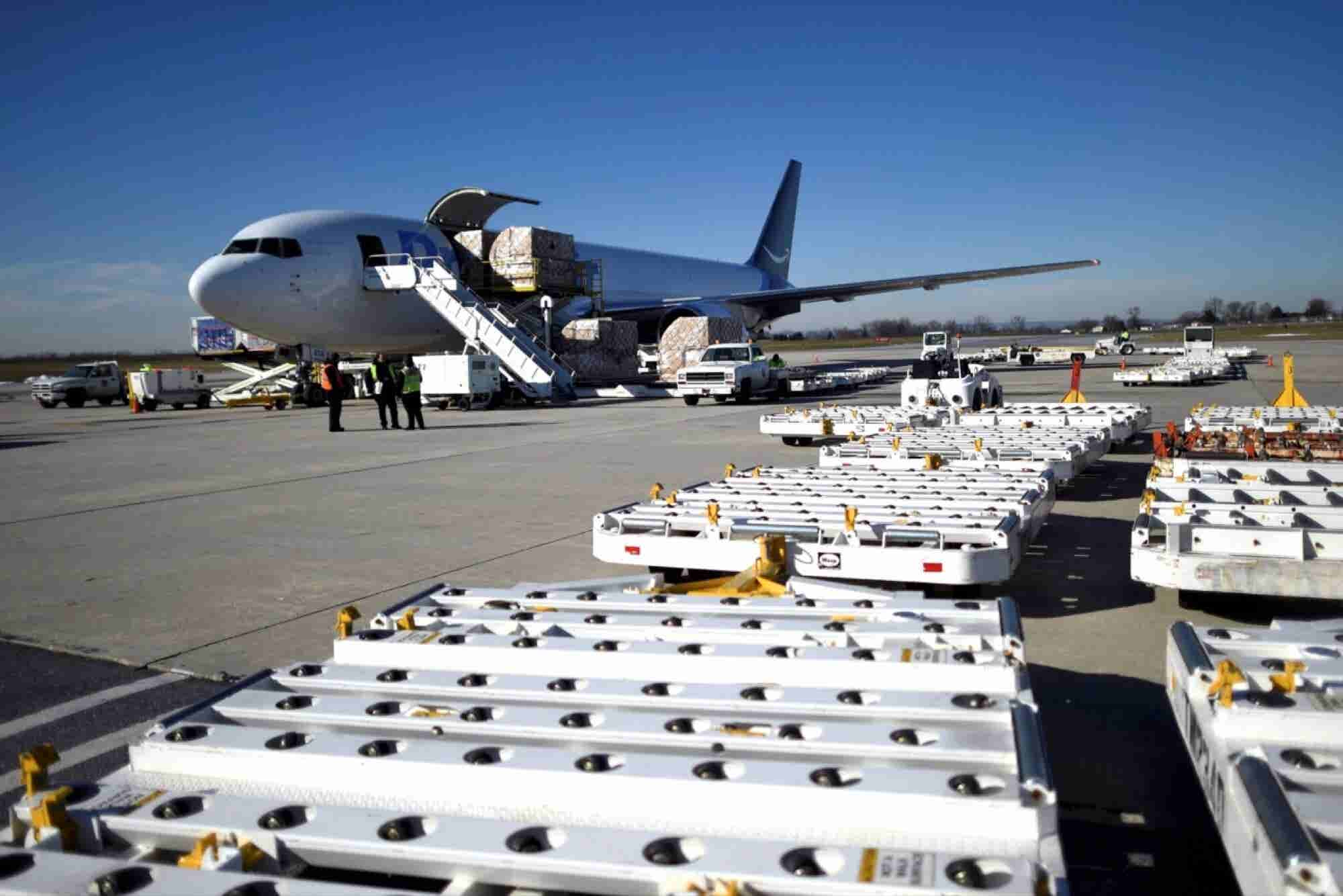 Amazon Flexes Muscle in Air Cargo Space in its Bid for Rapid Delivery