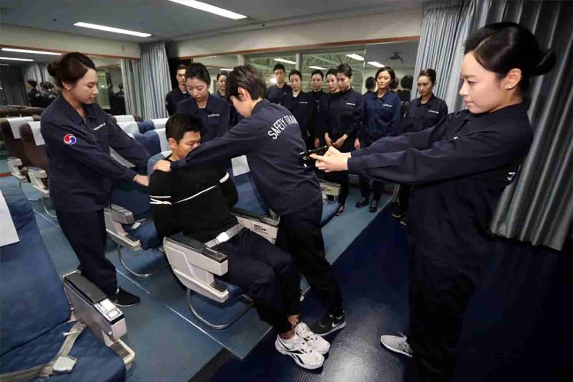 How Korean Air Plans to Get Tough on Unruly Passengers
