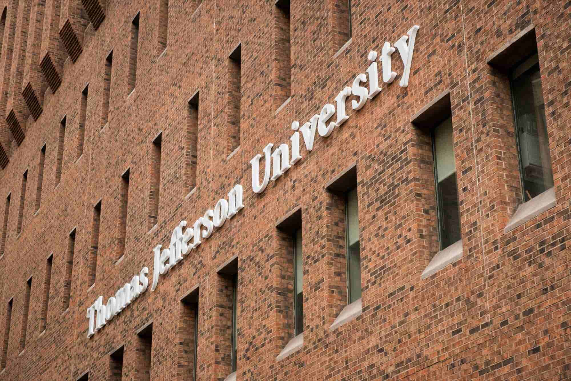 Thomas Jefferson University Receives $3 Million Marijuana Research Grant