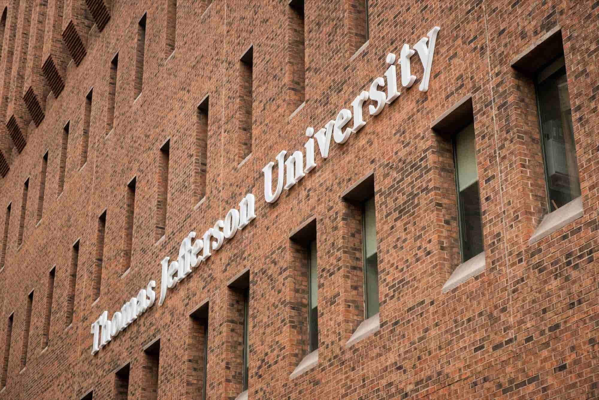 Thomas Jefferson University Receives $3 Million Marijuana Research Gra...