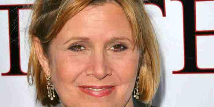 """5 frases que demuestran que Carrie Fisher fue una """"princesa"""" valiente"""