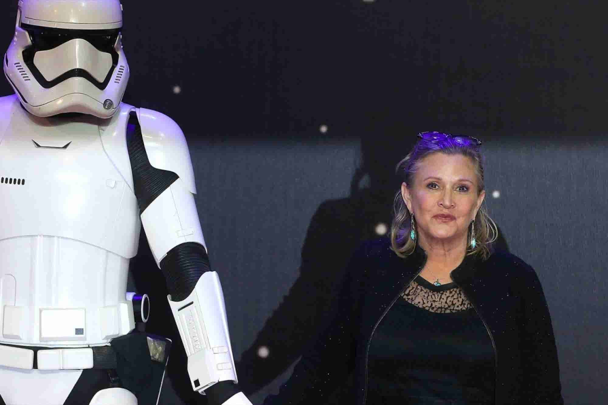Carrie Fisher's Most Hilarious and Inspiring Quotes