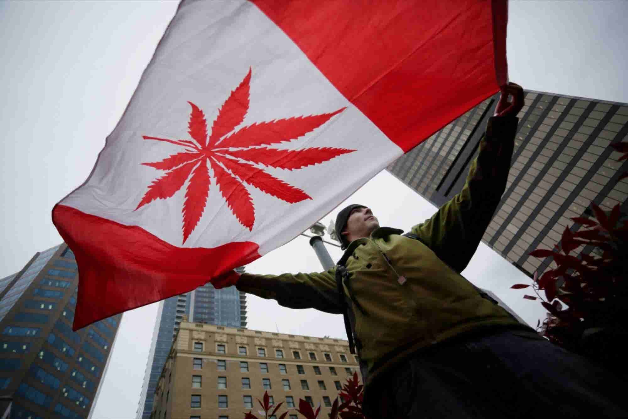 Canada Takes Next Step Toward National Marijuana Legalization