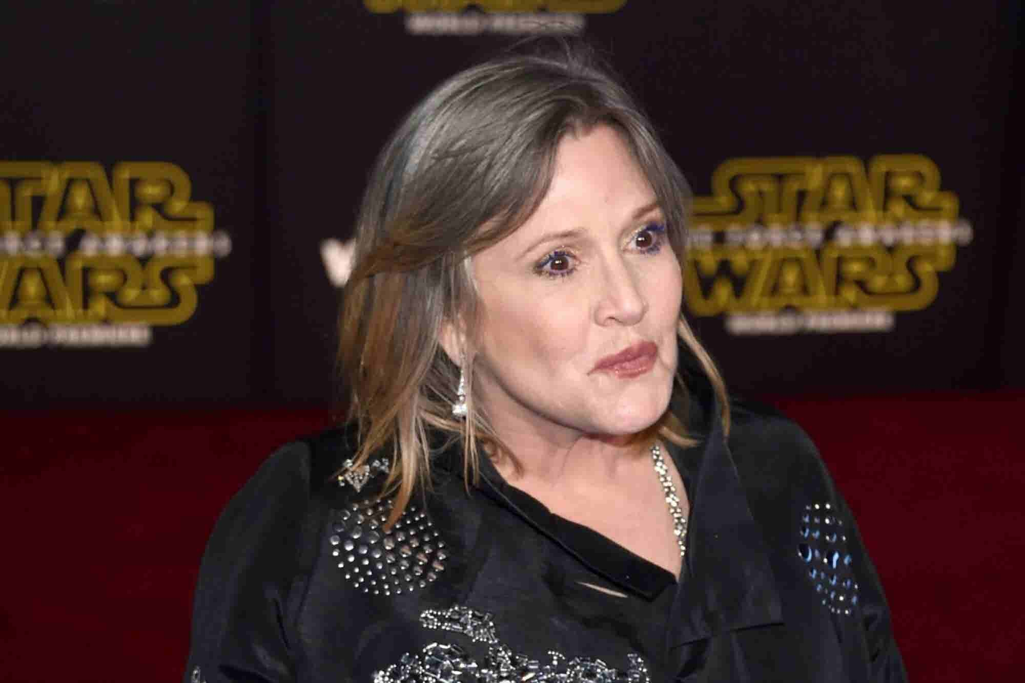 Cinnabon Gets Overzealous in Its Twitter Grief for Carrie Fisher