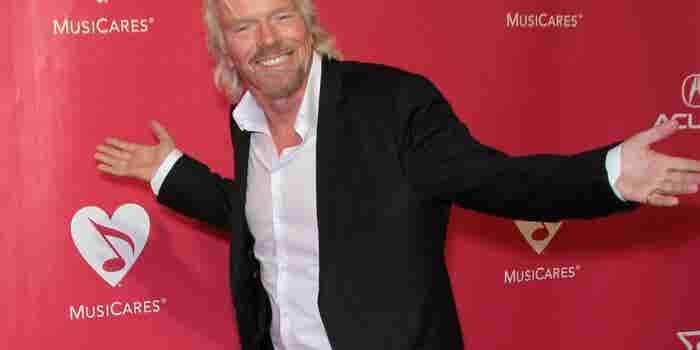 ¿Quieres una vida más saludable en 2017? Richard Branson comparte sus tips