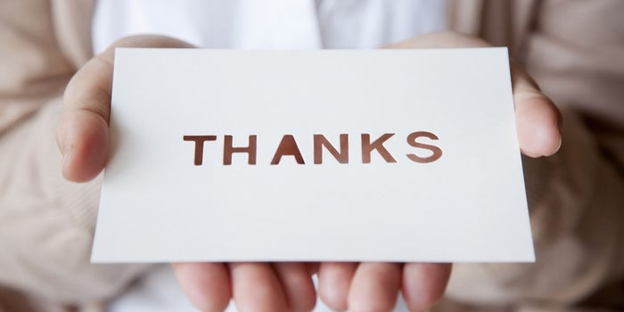how to send the perfect thank you email and create long lasting relationships