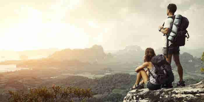 No te quedes al pie del monte…