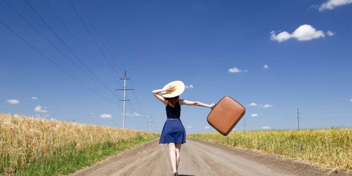 Mantente positivo y disfruta el viaje