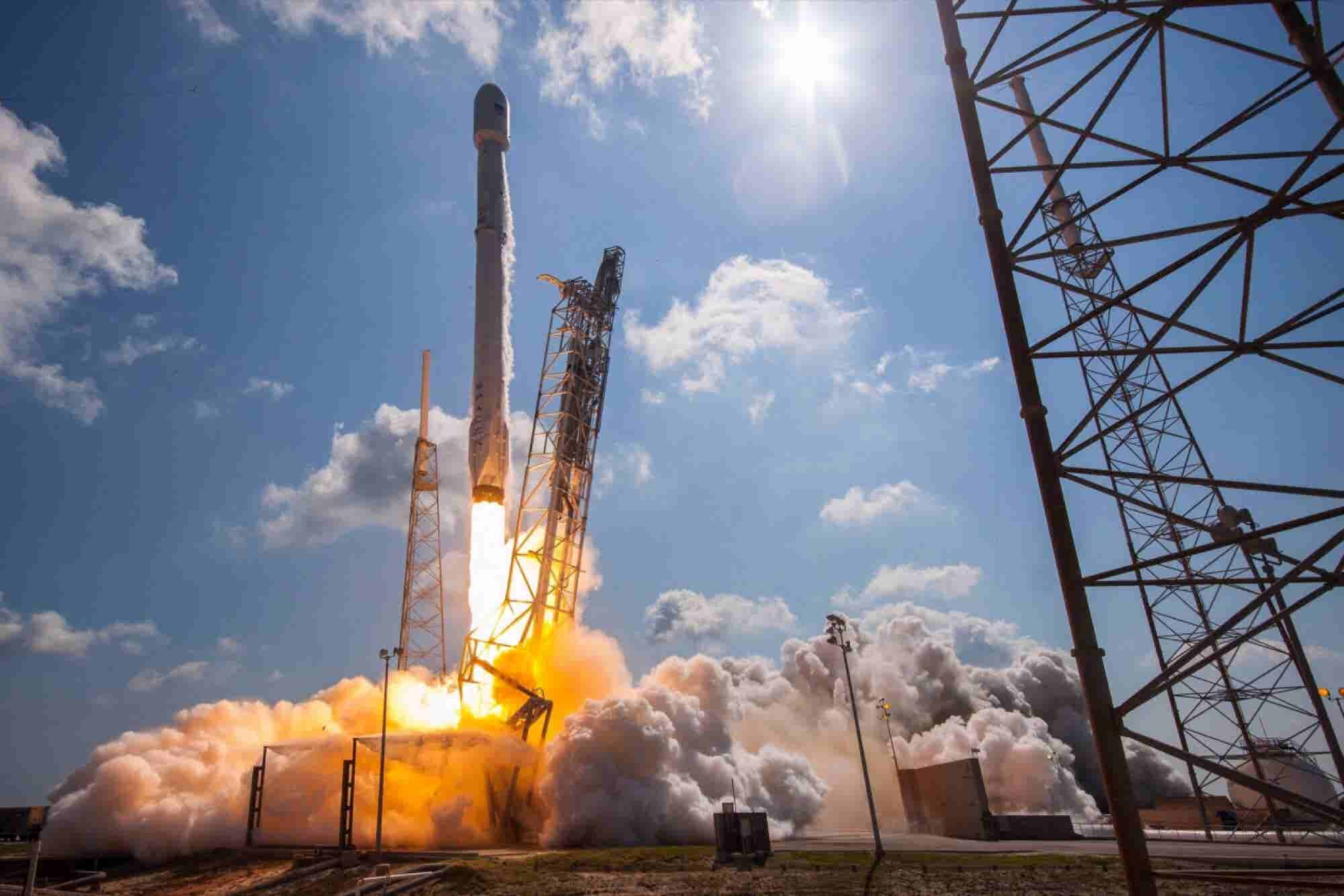 SpaceX Will Resume Rocket Launches on January 8th