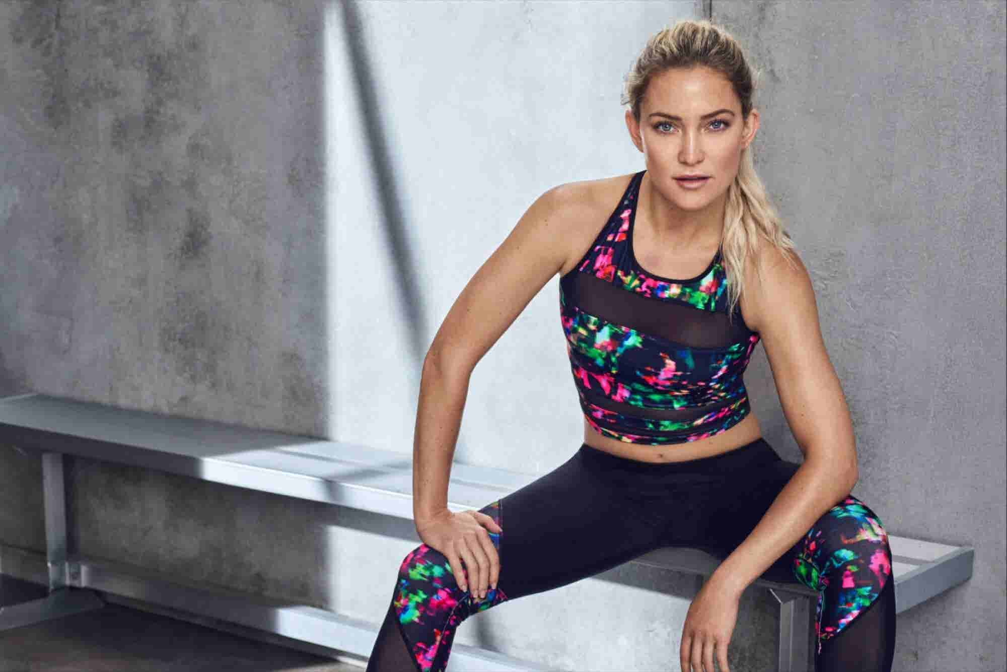 How Kate Hudson Created a Million-Member Fitness Movement with Fabletics