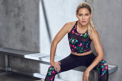 How Kate Hudson Created a Million-Member Fitness Movement with Fableti...