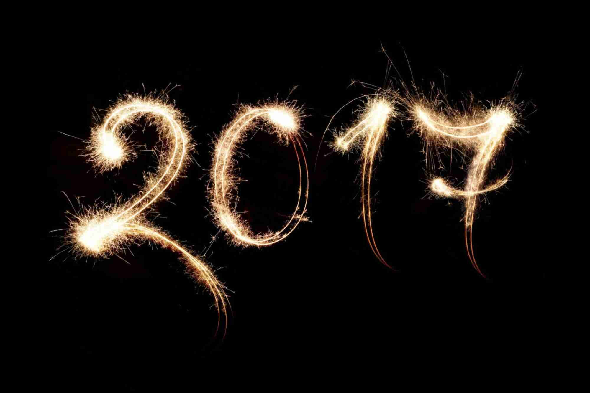 7 New Year's Resolutions to Make 2017 Great