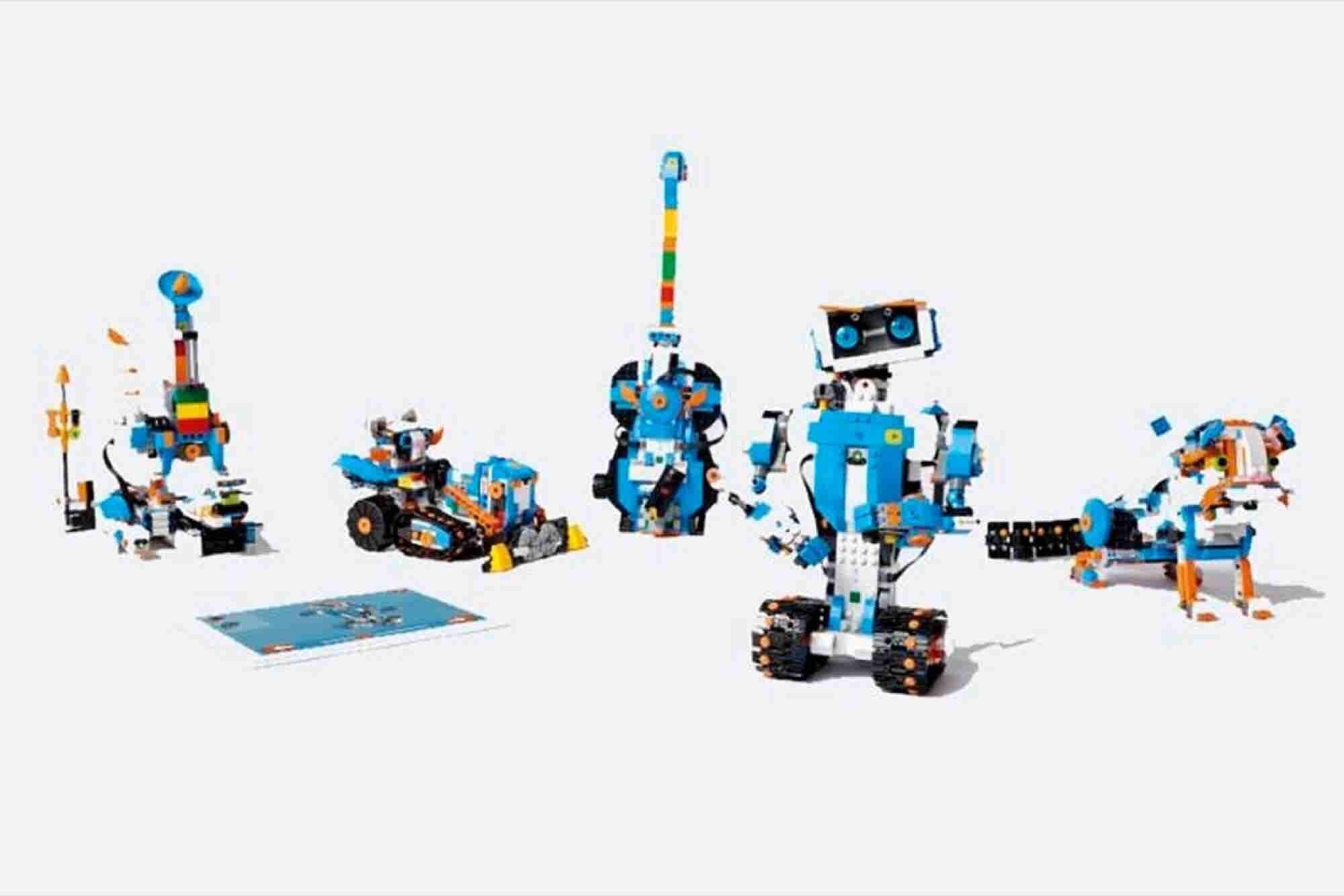 Lego's New Robotics Set Will Teach Your Child How to Code