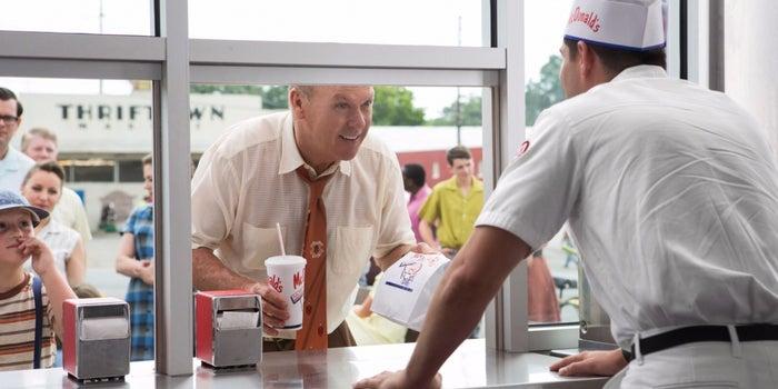 How McDonald's Origins Became Hollywood Fodder